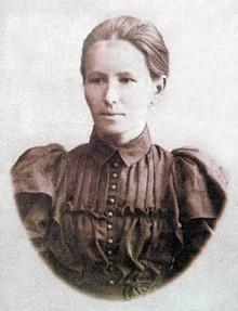 Апполинария Александровна Мартьянова (Аргунова)