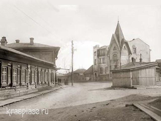 Усадьба Чернышева 1912 год