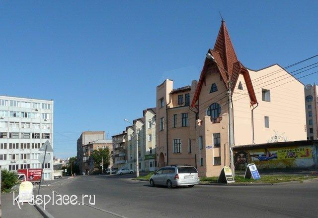 Современный вид дома Л.А. Чернышова
