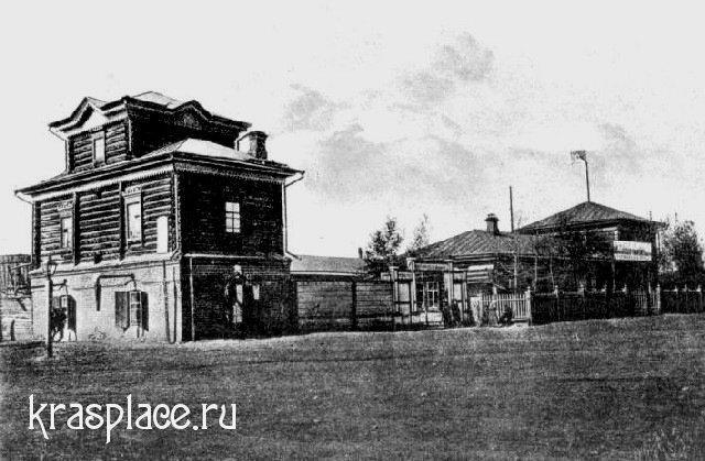 Главное пожарное депо Красноярск