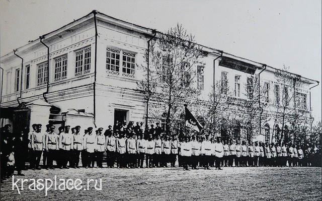 Минусинское приходское училище