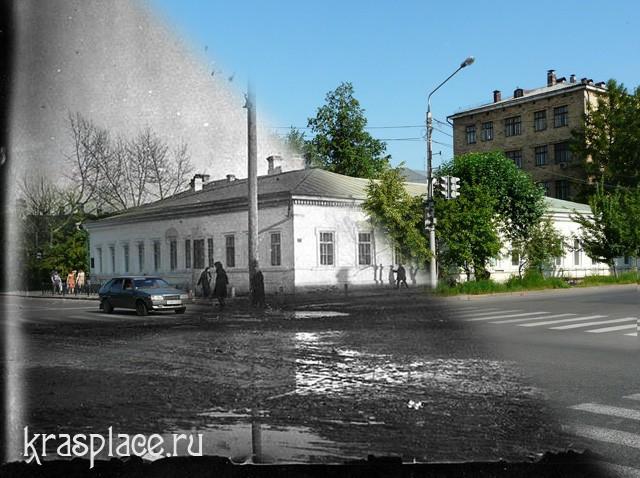 Уездное училище 150 лет назад и сегодня