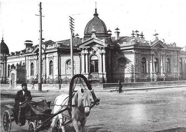 Особняк Веры Гадаловой 1913год