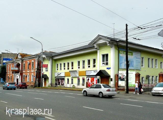 Так выглядит это здание в 2009 году