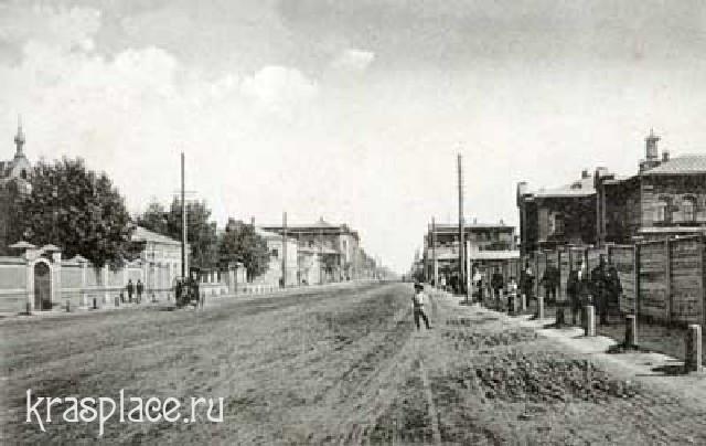 Воскресенская улица 1890-е
