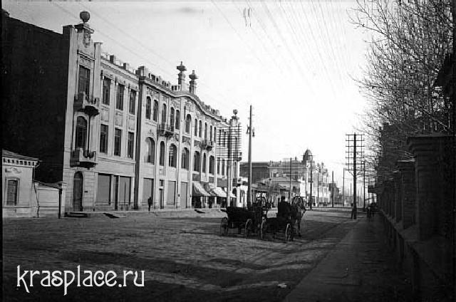 Доходный дом Либман 1910