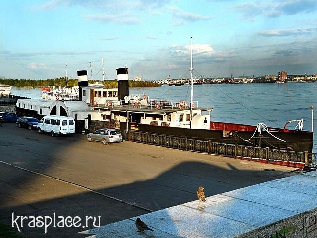Пароход-музей Св.Николай