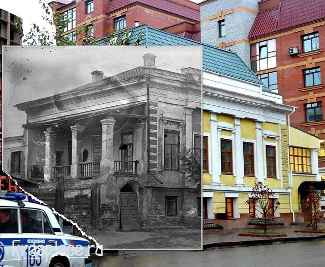 Дом Крутовских за сто последних лет