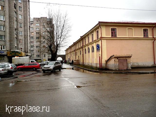 Государственный архив Красноярского края