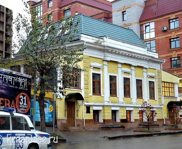 Дом Крутовских после реставрации