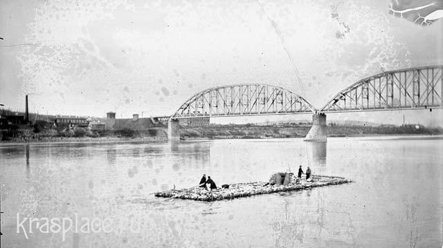 ЖД мост. Из архива МКМ