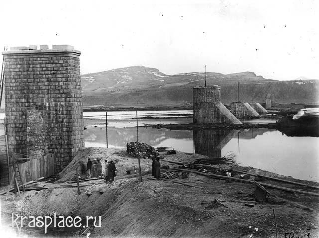 жд-мост в 1897 г.