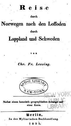 Christian Friedrich Lessing