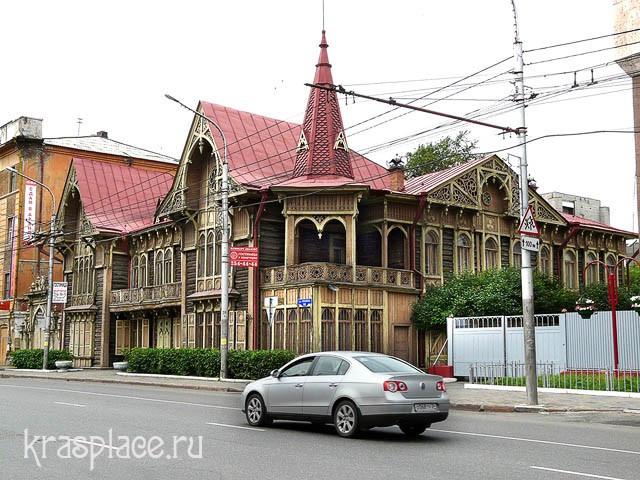 Дом Цукермана 2009 год