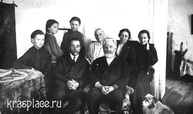 Тугариновы, Нащокины и Крутовские