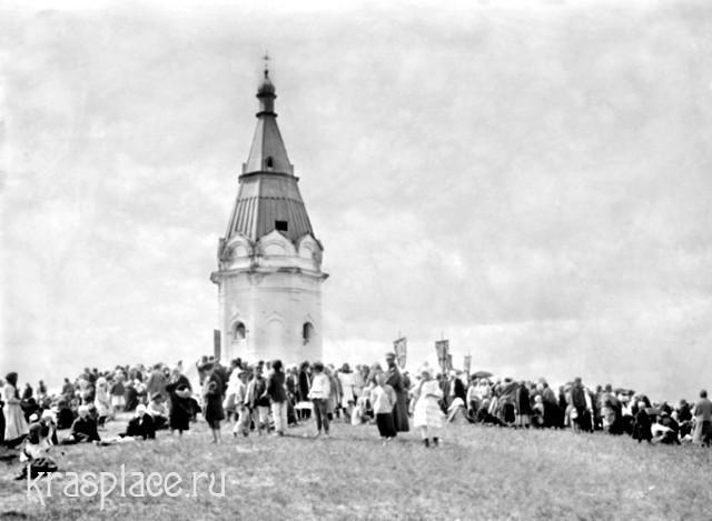 Часовня Параскевы-Пятницы 29.05.1912