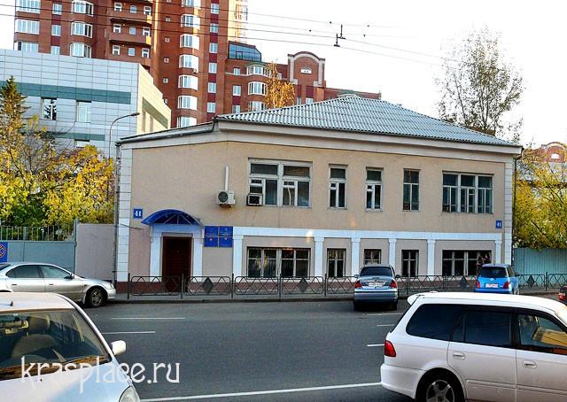 Так сегодня выглядит здание бывшего Владимирского приюта
