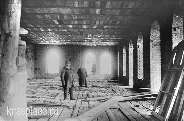 Строительство театра 1905 год