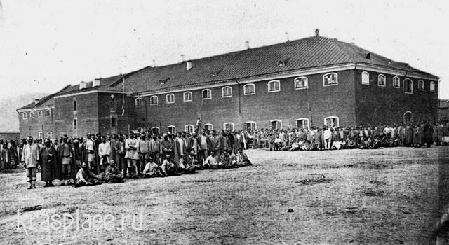 Красноярск. Тюремный замок