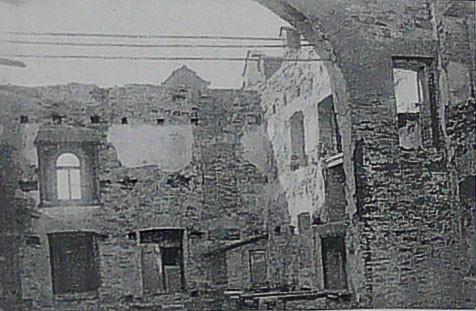 Зал после пожара 1931