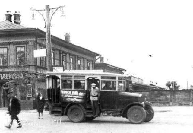 Общественный транспорт в Красноярске