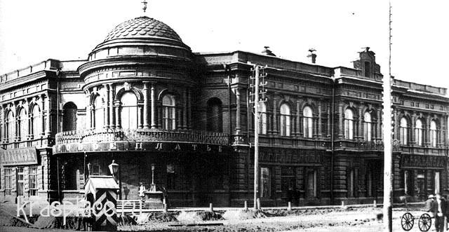Торговый дом с жилыми помещениями Н.Г.Гадалова