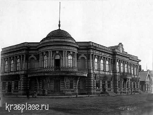 Дом Н.Г.Гадалова