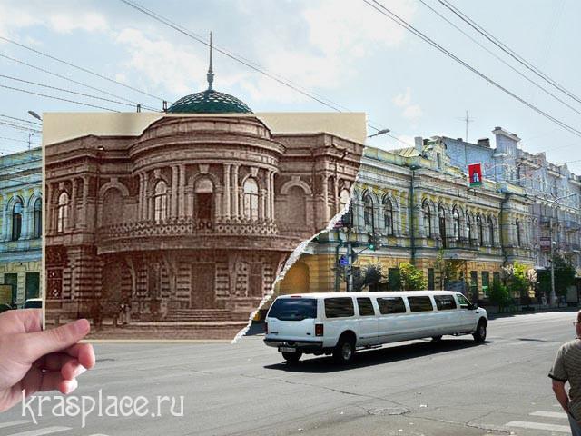 Дом Н.Г.Гадалова за сто лет