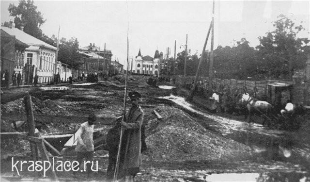Строительство электростанции в Красноярске