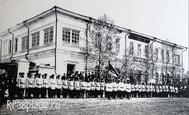 Дом Беловой