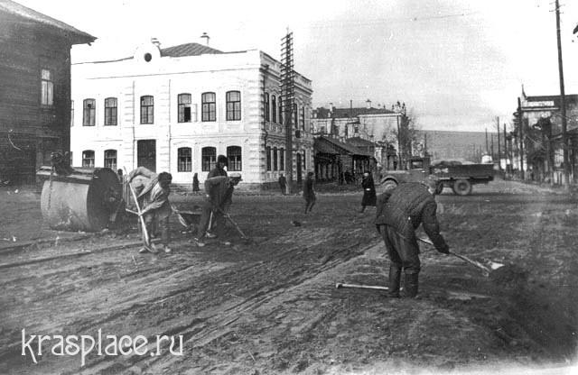 Бывшее здание мещанской управы в Красноярске