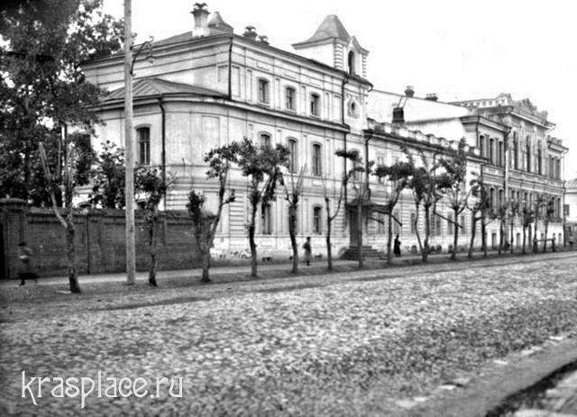 Епархиальное училище в Красноярске