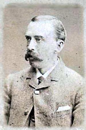 Джордж Кеннан 1885 год