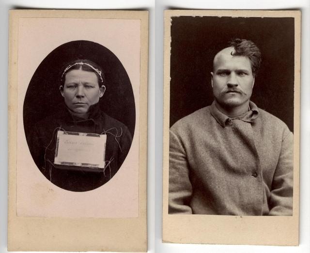 Тюремные фотографии Кеппеля. Е.Зотина. О.Глянзо