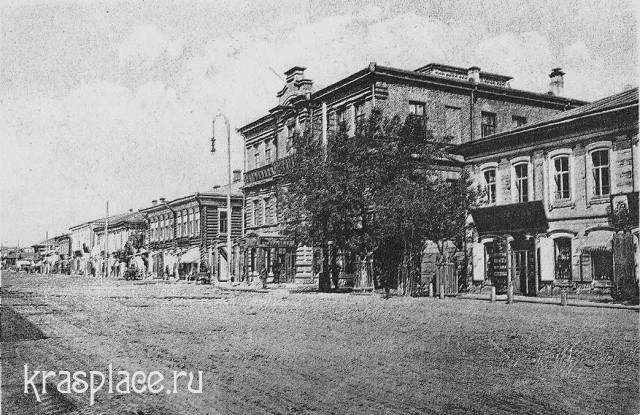 Дом Е.Ф.Кудрявцева