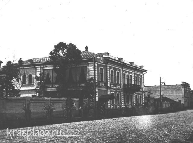 Дом Васильева