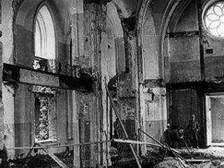 Храм после войны