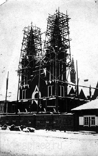 Католический костел 1911