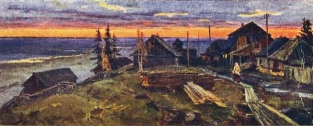 Стожаров В.Ф. Туруханск