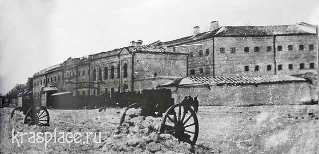 Подавление восстания в 1905 году