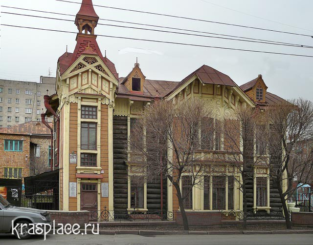 Дом Дмитриева 2010