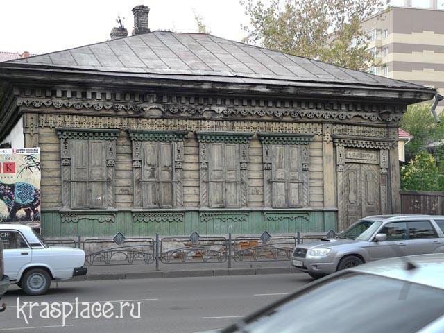 Дом Потехина.2010 г