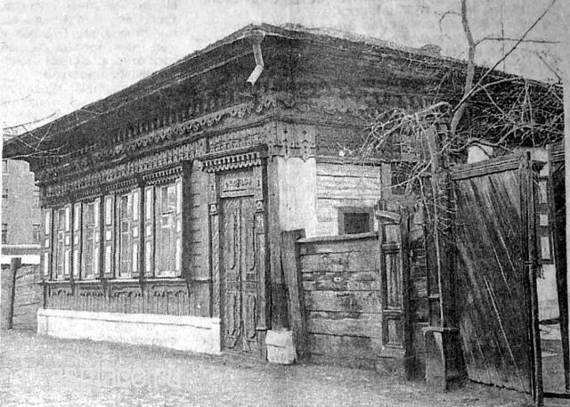 Дом Потехина