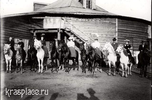 Цирк Струкова в Красноярске