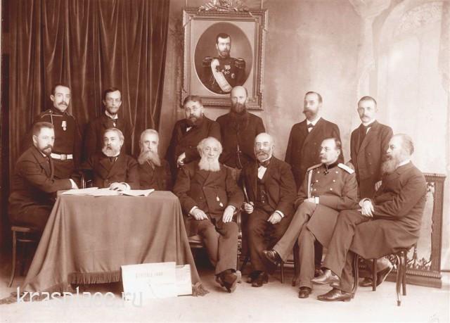Главная переписная комиссия Переписи 1897 года