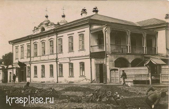 Дом И.П.Полуянова