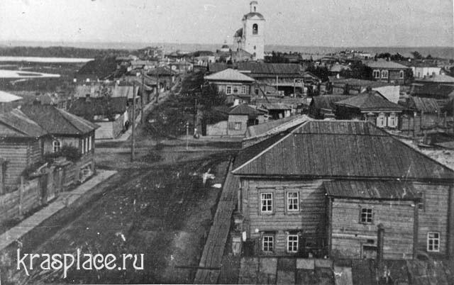 улица Марковского_у Благовещенского храма
