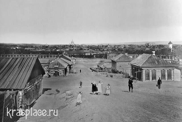 Николаевская слобода 1910 г