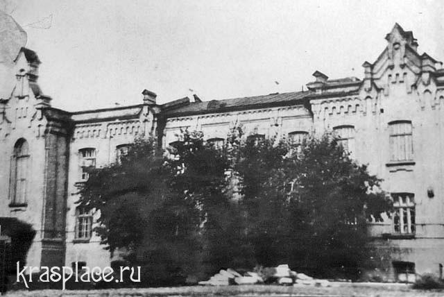 ЖД больница на ст Красноярск