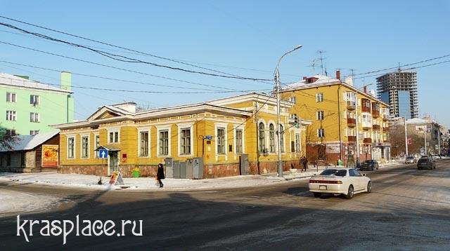 Дом, пр. Мира, 24 в 2011 году